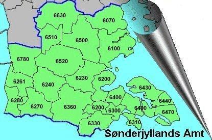 Vandvaerker I Sonderjyllands Amt